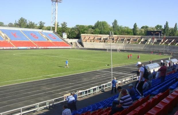 Стадион «Спортивного клуба Армии» вРостове реконструируют